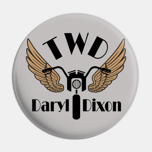 Twd Pins and Buttons | TeePublic