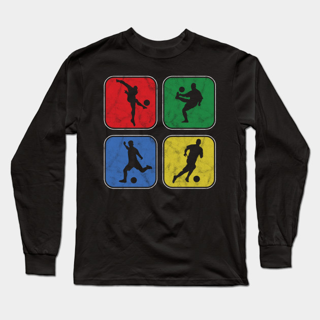 Football Players Goalie Rugby Team Sports Soccer Retro Vintage Goalie