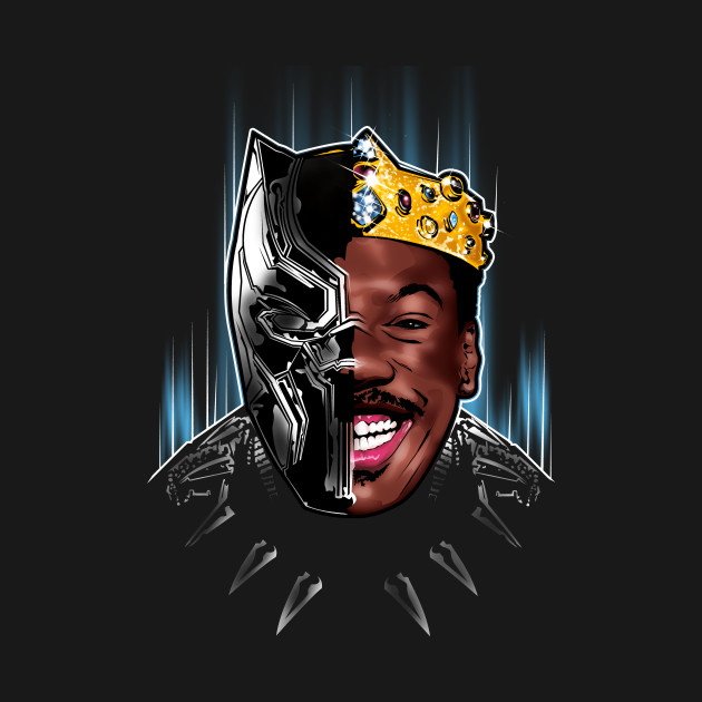 Black Panther of Zamunda