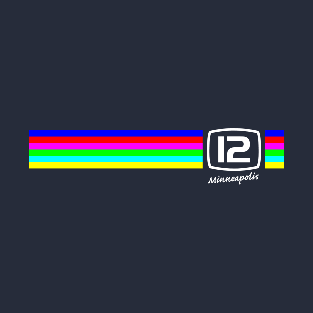 Channel 12 - Minneapolis (RGB)