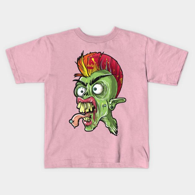 8e8aa6490 Zombie punk - Zombie - Kids T-Shirt