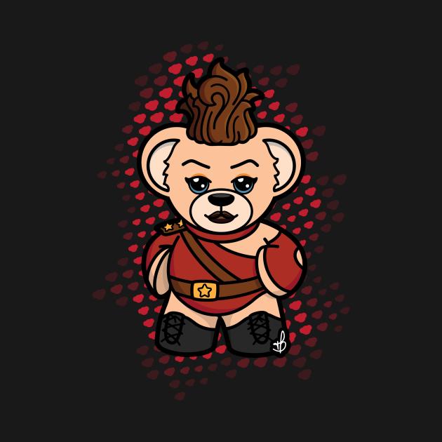 Younamit! Wrestler #2