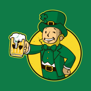 Irish Vault Boy