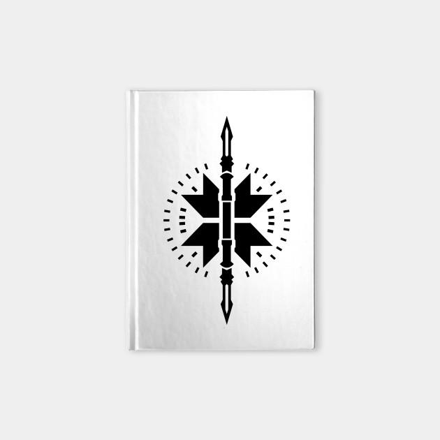 Symbol Of Arc V4 Destiny 2 Notebook Teepublic