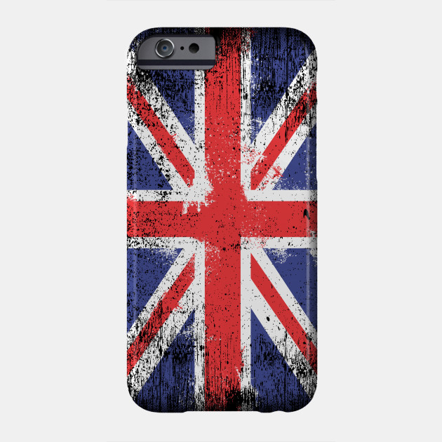 Union Jack Distressed