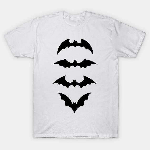Bat Logo Batsignal DC Comics Batman Kinder T-Shirt