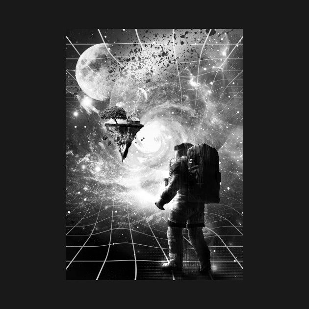 Through Wormhole