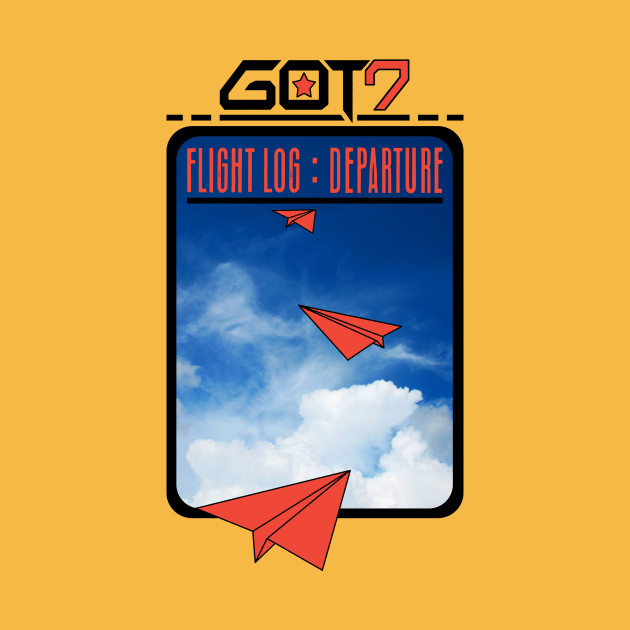 GOT7 - Flight Log (a) – Black