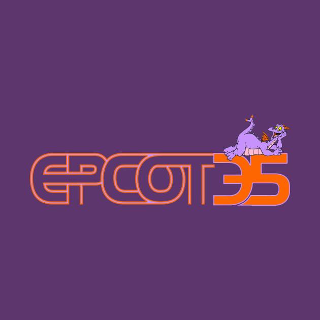 Epcot 35 - Figment