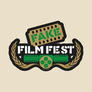 Fake Film Fest t-shirts