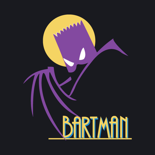BARTMAN - The Animated Series