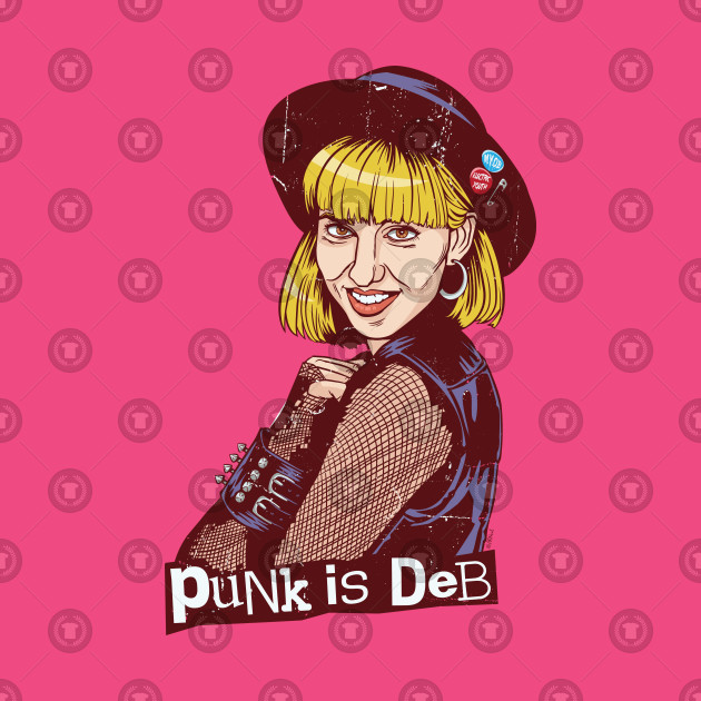 Punk is Deb