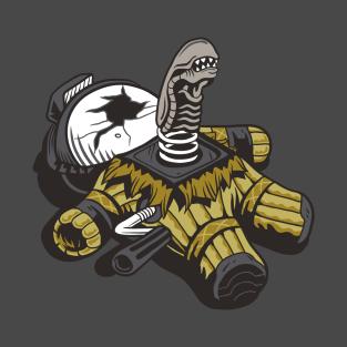Chestburster T Shirts Teepublic