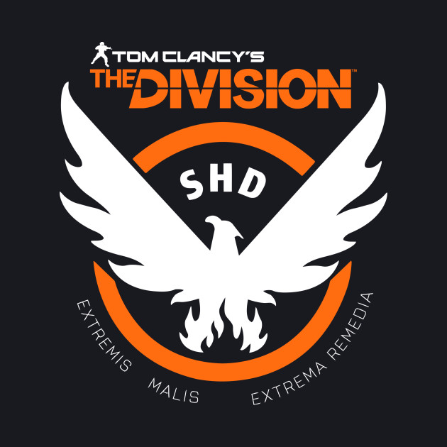 THE DIVISION LOGO