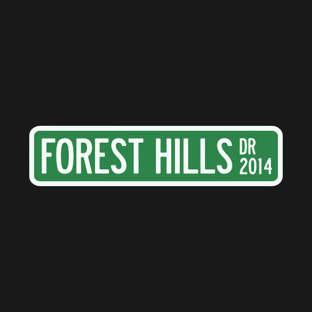 J Cole Forest Hills Drive Logo