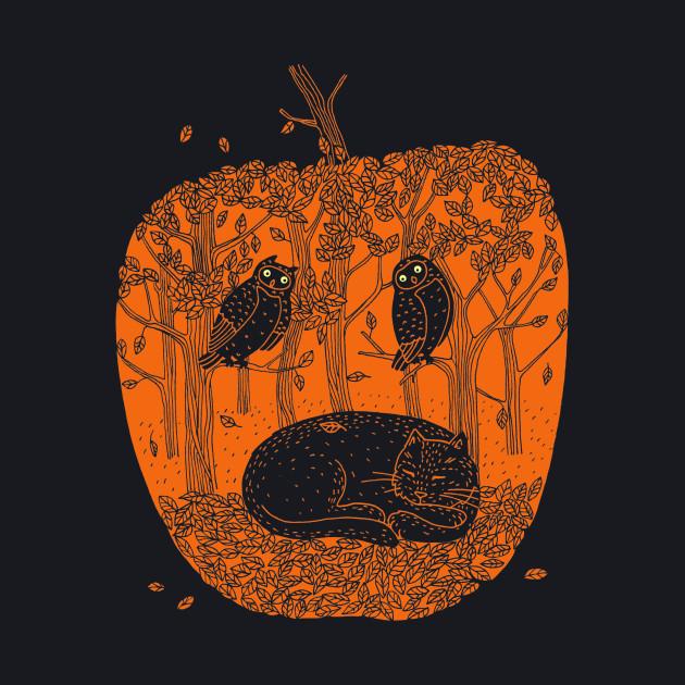 Pumpkin Stories. Chapter 2