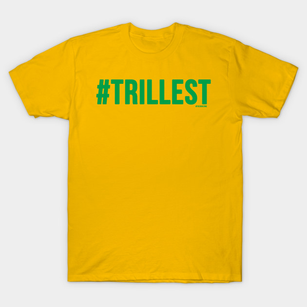 The Duck Zone (#Trillest Green) Apparel