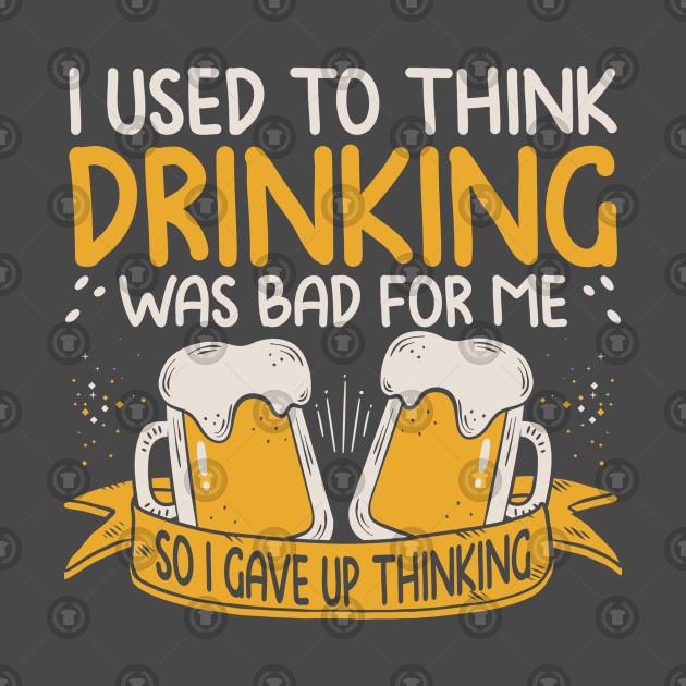 Alcohol Party Fun Beer Phrase Gift Idea