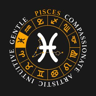 Pisces Horoscope T-Shirts   TeePublic