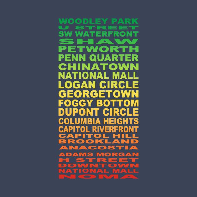 DC Neighborhoods