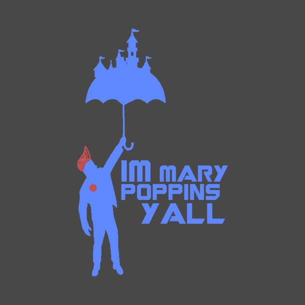 Yondu Poppins (Guardians of the Galaxy/Mary Poppins Mashup)