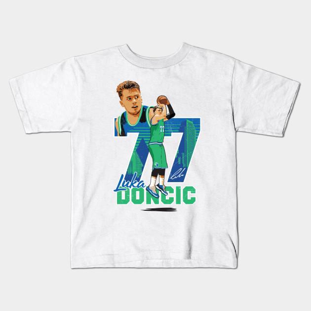 Luka Doncic Tee T-shirt - Sports - Kids T-Shirt  fee5962e2