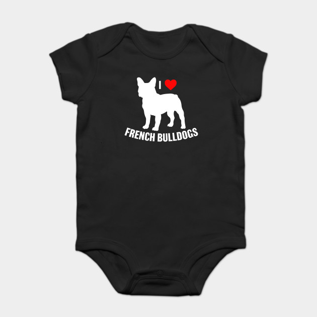 French Bulldogs Art Sleeveless Onesies Outfits