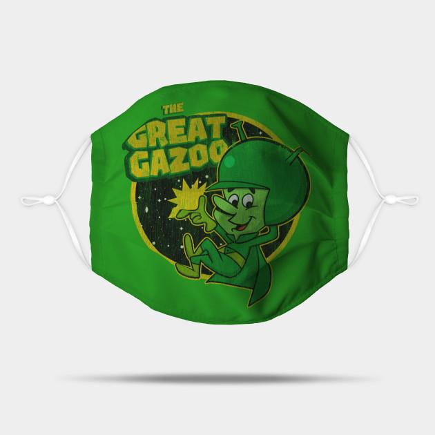 Distressed Great Gazoo