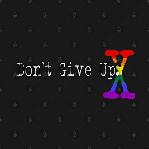 XFN ORIGINALS: DON'T GIVE UP. - Vs. 2
