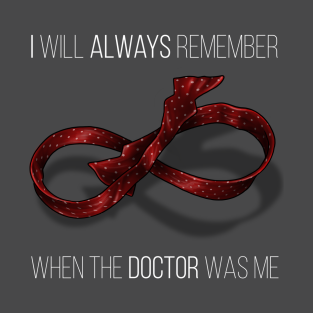 remember the doctor t-shirts
