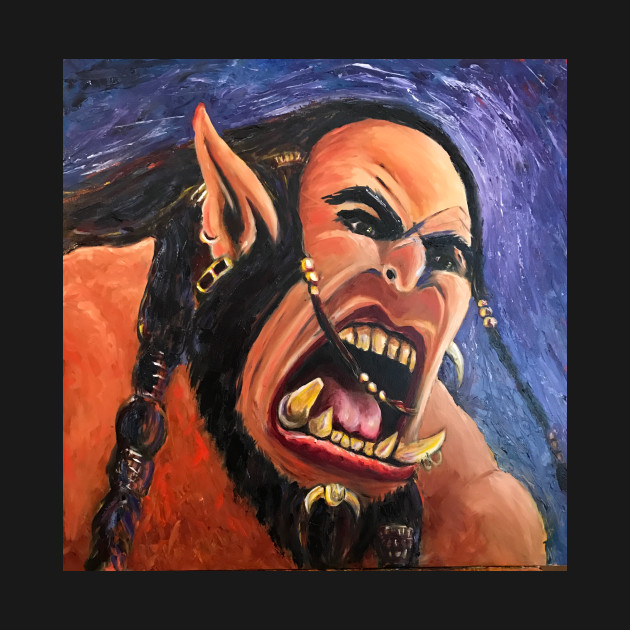 TRALL from Warcraft