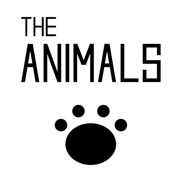 The animals Vulcan t-shirt