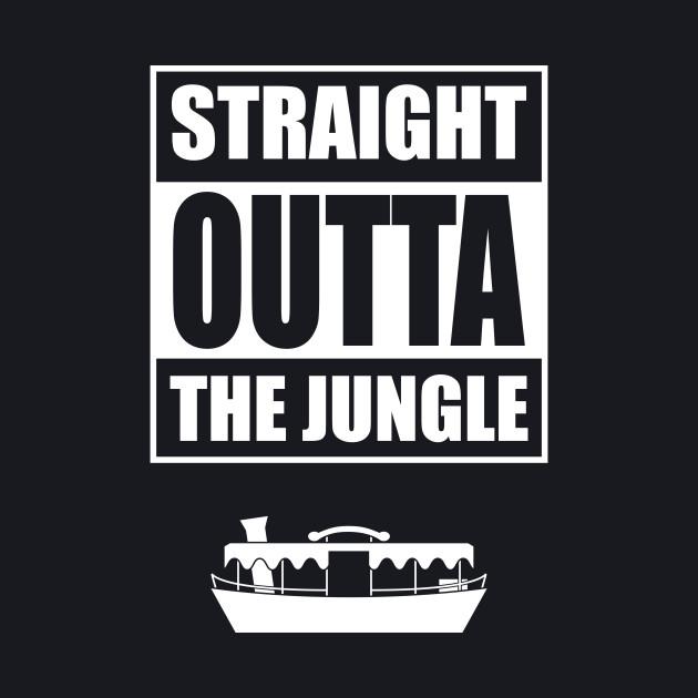 Straight outta the Jungle