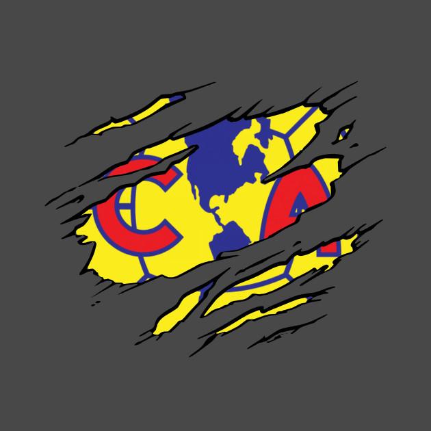 club america logo world cup tshirt teepublic