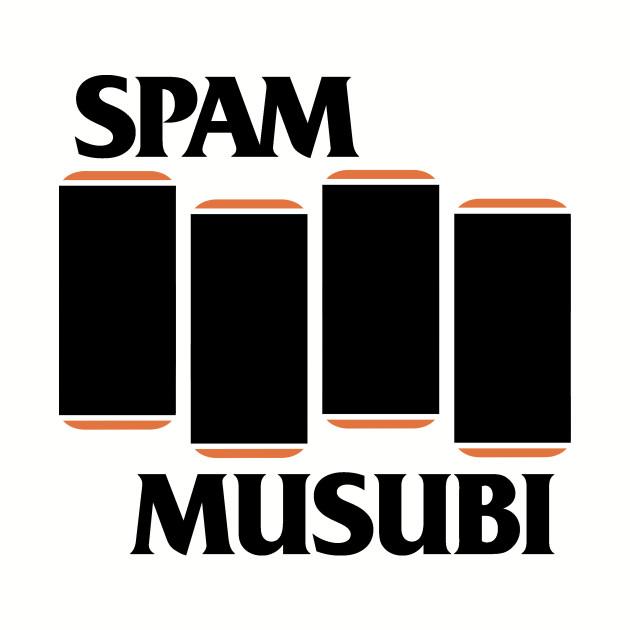 SPAM MUSUBI FLAG