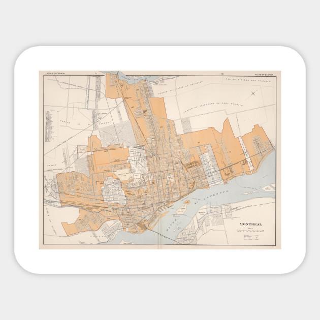 Vintage Map of Montreal Canada (1915) on map of halifax nova scotia canada, map of okanagan valley canada, map of grande prairie canada, niagara falls, british columbia, quebec city, map of sault ste marie canada, map of us and canada, map of goose bay canada, québec, map of quebec, map of winnipeg canada, map of muskoka canada, map of new france canada, map of kitchener canada, old montreal, montreal canadiens, map of ottawa canada, mcgill university, map of florida canada, map of mont tremblant canada, mexico city, nova scotia, map of gaspe canada, map of newfoundland canada, map of providence canada, map of white rock canada, map of glace bay canada, map of valleyfield canada,