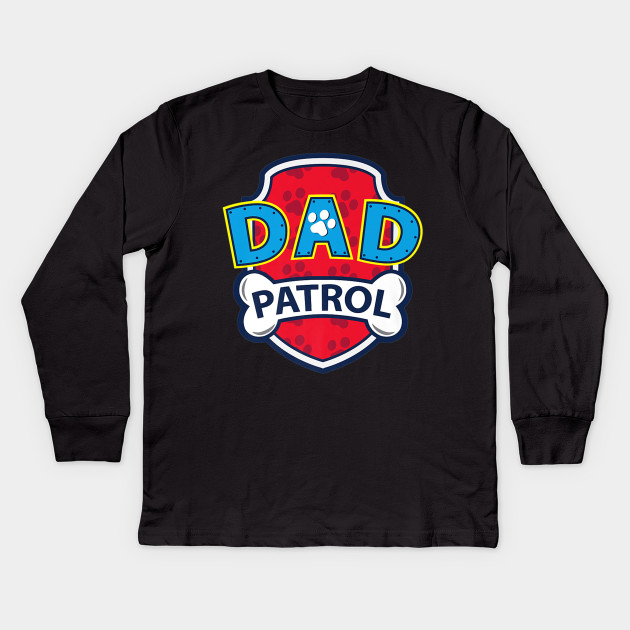 02503c67 Mens Funny Dad Patrol T-Shirt Dog Dad Tee - Perfect For Dog Lover ...