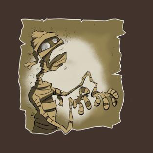 Mummy t-shirts