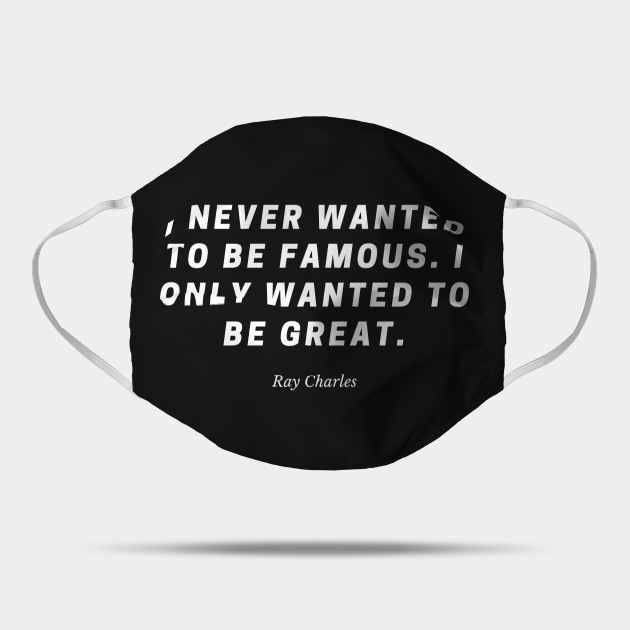 Ray Charles Quote