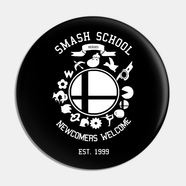Smash School Newcomer (White)
