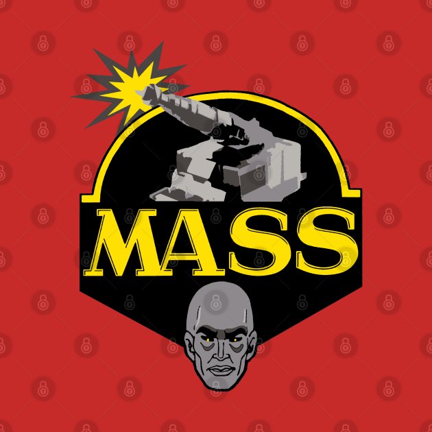 MASS The Ultimate Weapon