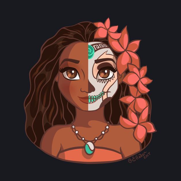 Moana: Sugar Skull Series