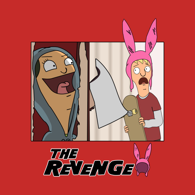 Bob's Burgers - Louise In The Revenge! (A Shining Parody)