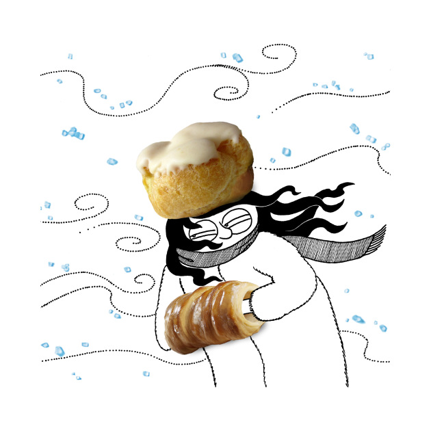 Pastries - Fur Hat and Muff
