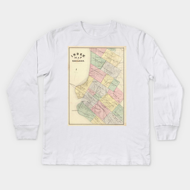 Vintage map of oakland california 1878 oakland map kids long 2026536 1 publicscrutiny Image collections
