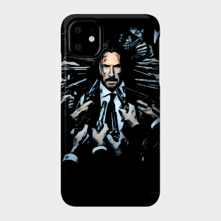 John Wick Phone Cases And Chapter 3 Parabellum Designs Teepublic