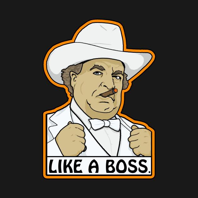 Like a Boss (Hogg, that is.)