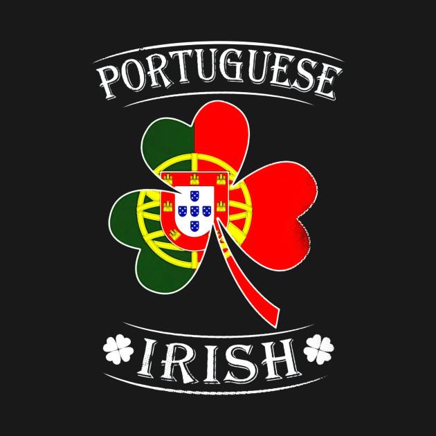 06e6b3df2 Portuguese Irish Shirt Flag of Portugal Portuguese Irish Shirt Flag of  Portugal