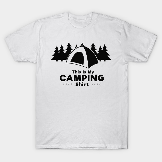 5ee888fb Camping Family Friends Vacation Gifts Funny - Camping Family - T ...