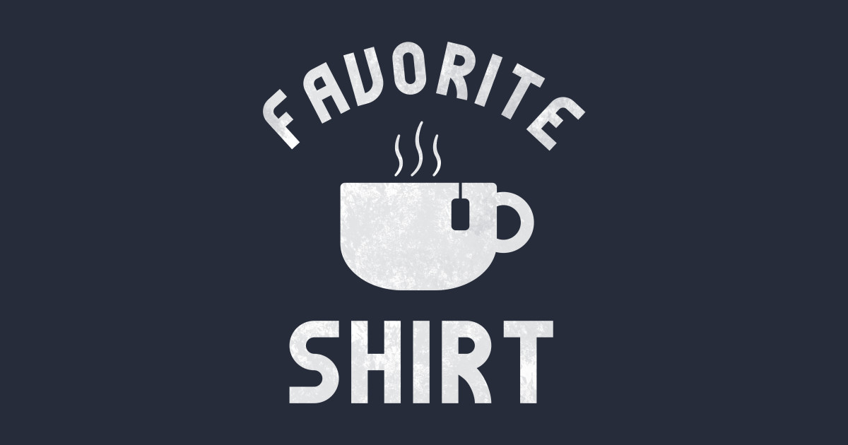 Funny Tea Caffeine Pun T-Shirt by happinessinatee